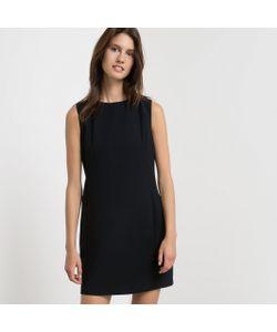 Suncoo   Платье Без Рукавов С Оригинальным Бантиком Сзади