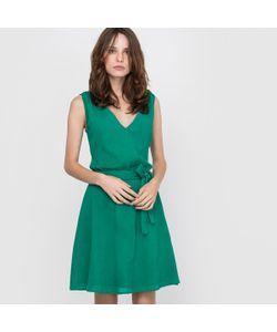 R édition | Платье С V-Образным Вырезом
