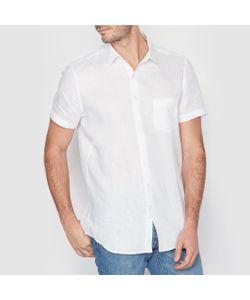 R essentiel | Рубашка Прямого Покроя С Короткими Рукавами 100 Лен