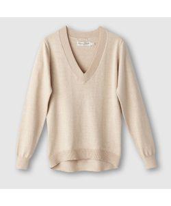 FREEMAN T. PORTER | Пуловер С V-Образным Вырезом И Длинными Рукавами Из Тонкого Трикотажа