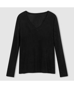 R essentiel | Пуловер Объемного Покроя С V-Образным Вырезом