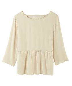 Vero Moda | Блузка С Баской