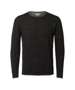 Selected | Пуловер Klop Из Хлопка Меланж