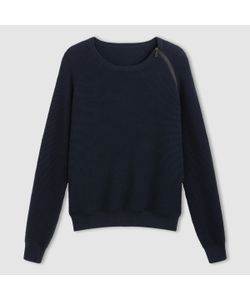 R essentiel | Пуловер С Круглым Вырезом И Длинными Рукавами
