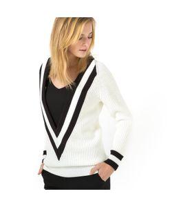 SOFT GREY | Пуловер Теннисный 100 Акрила