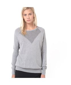 Karl Marc John | Пуловер С Длинными Рукавами И Переливающимися Вставками Miro