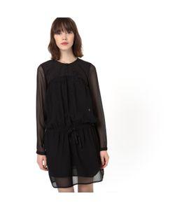 Kaporal 5   Платье Из Вуали С Длинными Рукавами Symia