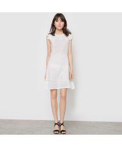 MADEMOISELLE R | Платье С Английской Вышивкой