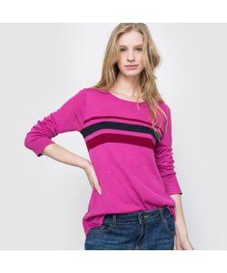 R essentiel | Пуловер В Полоску. Длинные Рукава