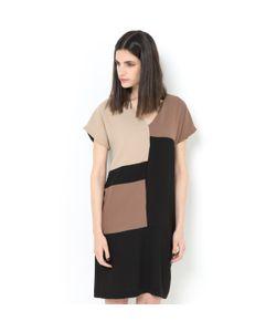 LAURA CLEMENT | Платье-Футляр С Короткими Рукавами
