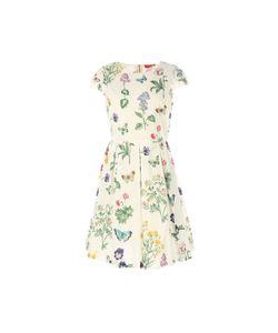 Rene Derhy | Платье С Круглым Вырезом И Цветочным Рисунком
