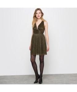 SOFT GREY | Платье С Вырезом Спереди И Сзади