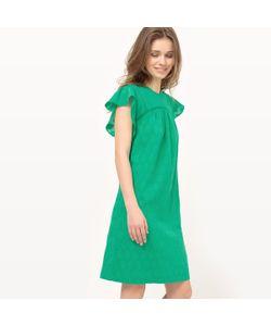 MADEMOISELLE R | Платье Прямое Из Жаккарда