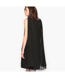 ANNE WEYBURN | Платье Плиссированное Без Рукавов