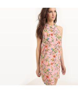 Molly Bracken | Платье Прямое Без Рукавов С Цветочным Рисунком