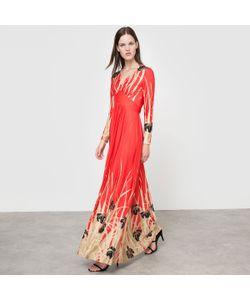 DELPHINE MANIVET X LA REDOUTE MADAME | Платье Длинное С Рисунком
