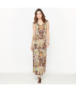 ANNE WEYBURN | Платье Длинное Из Крепа