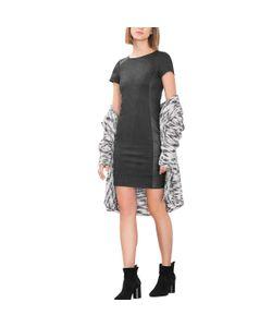 Esprit | Платье Приталенное Из Комбинированного Материала
