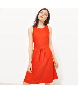 MADEMOISELLE R | Платье Из Льна С Бантиком Сзади
