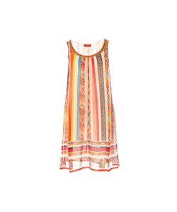 Rene Derhy | Платье Без Рукавов С Рисунком