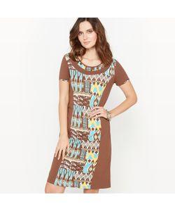 ANNE WEYBURN | Платье С Рисунком Из Мягкого Трикотажа