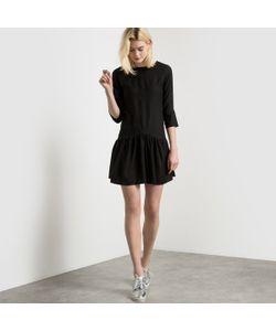 R studio | Платье С Рукавами 3/4 И V-Образным Вырезом Сзади