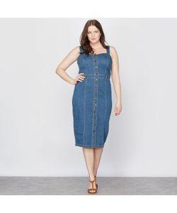 CASTALUNA | Платье Из Денима
