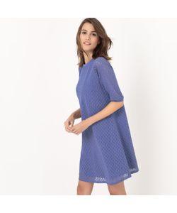 R édition | Платье Из Кружева Расширяющееся К Низу