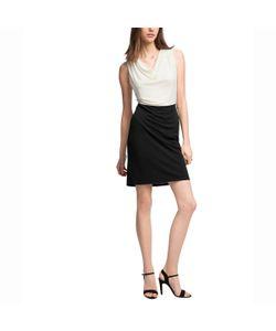 Esprit | Платье Двухцветное Без Рукавов