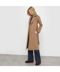 atelier R | Пальто Длинное Из Шерстяного Драпа 63 Шерсти