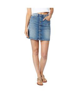 Pepe Jeans | Юбка Короткая Прямая Однотонная