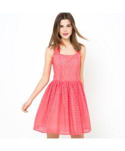 MADEMOISELLE R | Платье Из Шитья С Открытой Спиной