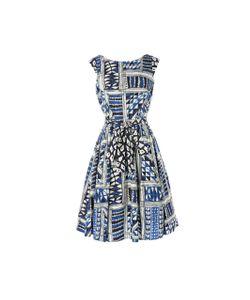 Rene Derhy | Платье Расклешенное С Рисунком