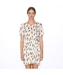 Pepaloves | Платье С Короткими Рукавами С Рисунком Dress Rice