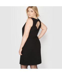 CASTALUNA | Платье Без Рукавов Отделка В Виде Банта Сзади