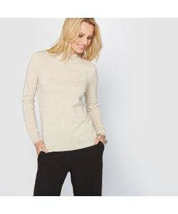 ANNE WEYBURN | Пуловер Со Стоячим Воротником 100 Кашемир