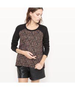 Vero Moda | Свитшот С Рисунком Vmellie Ls Top Boxswt