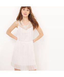 SUD EXPRESS | Платье Ажурное Без Рукавов
