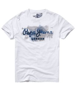 Pepe Jeans | Футболка С Рисунком Golders