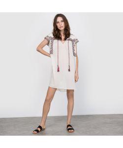 R édition | Платье С Вышивкой