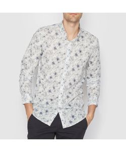 Мини-цена | Рубашка С Цветочным Рисунком 100 Хлопка