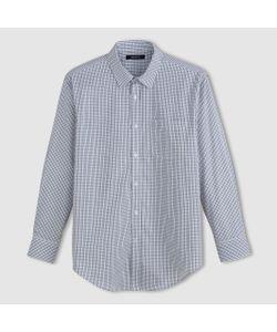 CASTALUNA FOR MEN | Рубашка Из Поплина С Длинными Рукавами Длина 2