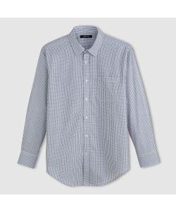 CASTALUNA FOR MEN | Рубашка Из Поплина С Длинными Рукавами Рост 3