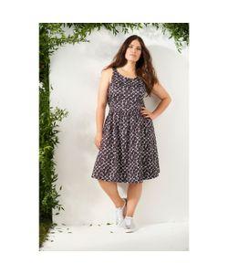 CASTALUNA | Платье Без Рукавов