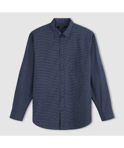 TAILLISSIME | Рубашка С Длинными Рукавами Из Поплина С Рисунком