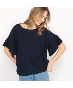 See U Soon | Пуловер Объемного Покроя С Короткими Рукавами