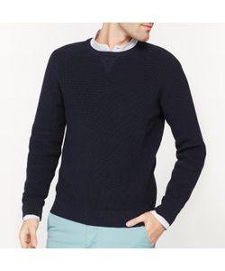 R essentiel | Пуловер С Круглым Вырезом Из Английского Трикотажа 100 Хлопок