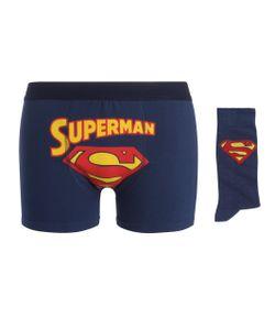 Superman | Набор Трусы-Боксеры И Носки