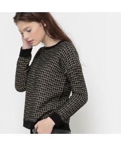 Karl Marc John | Пуловер С Круглым Вырезом И Волокнами С Металлическим Блеском Mistic Mistic