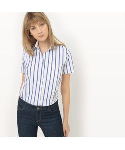 R essentiel | Рубашка С Короткими Рукавами В Полоску